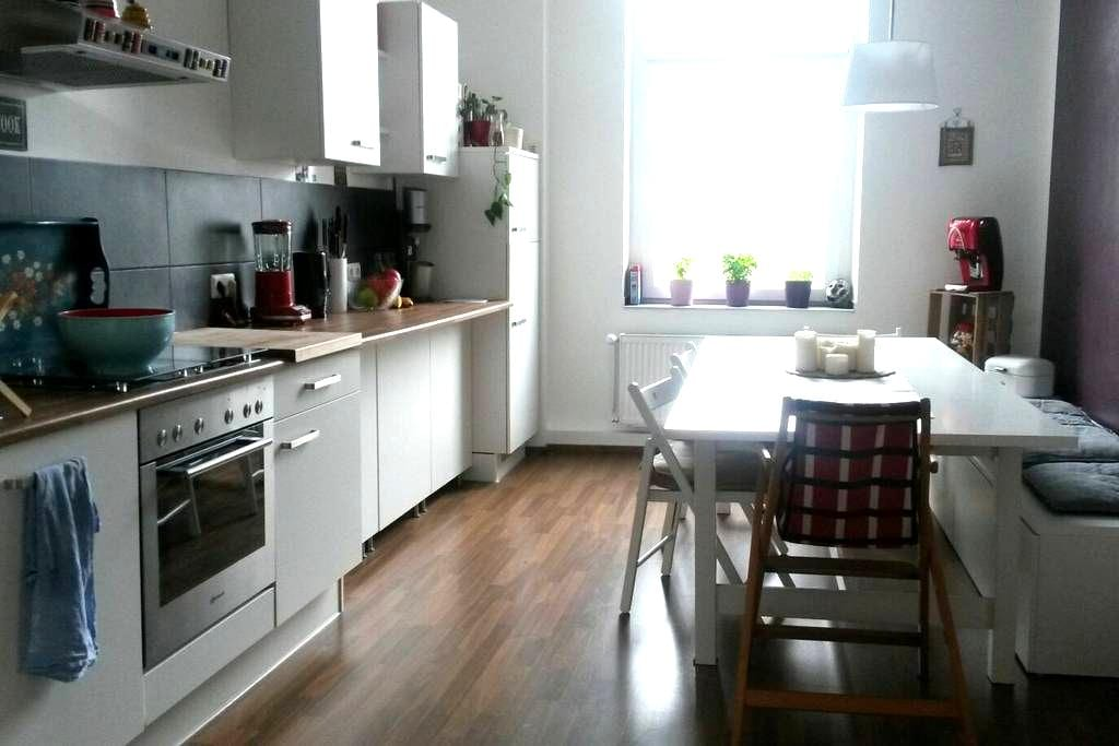 Gemütliches Zimmer mitten in Annen - Witten - Huoneisto