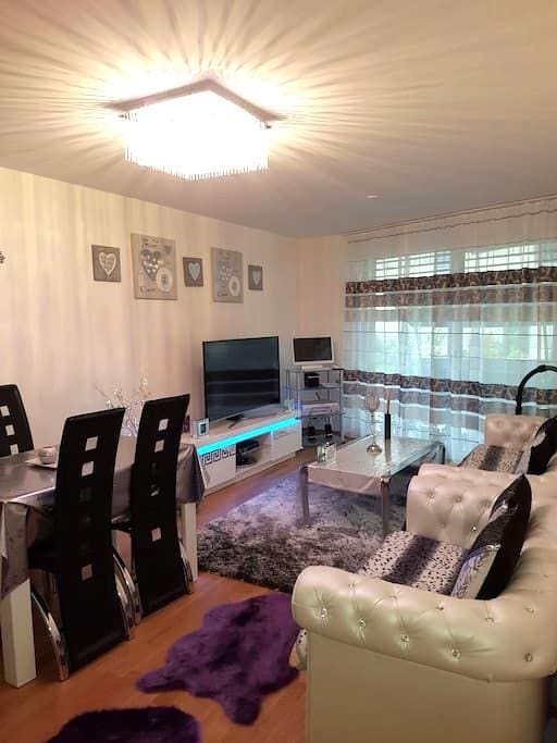 Appartement neuf de luxe 2 pièces - Granges-Paccot
