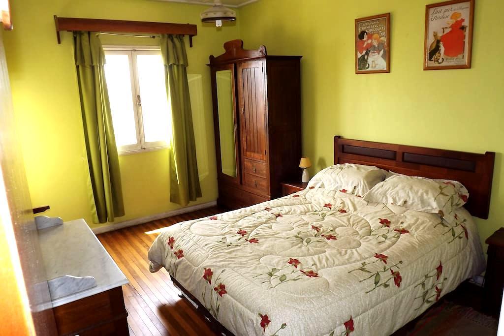 Habitación doble con la mejor vista al mar - Valparaíso - Haus