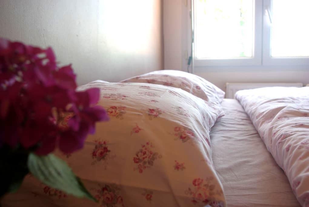 Chambre cosy - Mouilleron-le-Captif