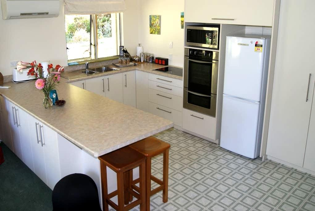 Lovely Apartment incl. Breakfast - Whanganui - Appartement
