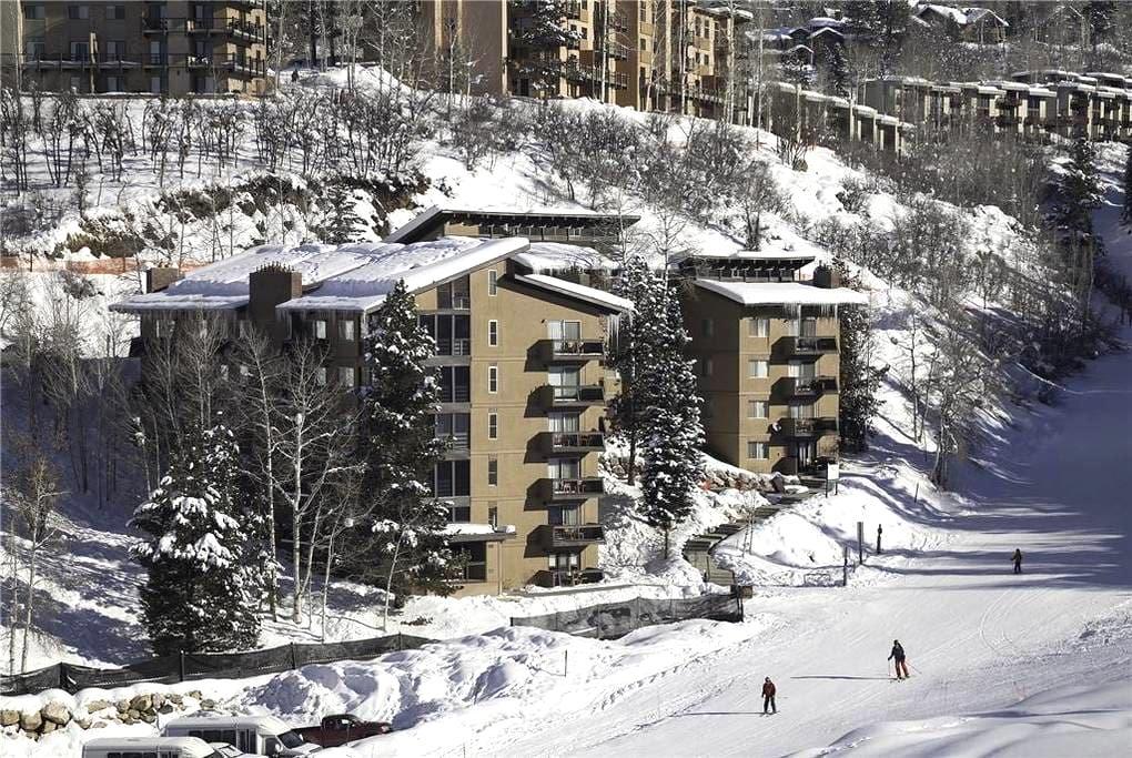 Ski In:Ski Out modern elegant condo on mountain - 斯廷博特斯普林斯 - 公寓