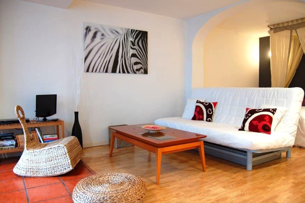 Loft in the centre of Vitoria - Vitoria-Gasteiz - Apartamento