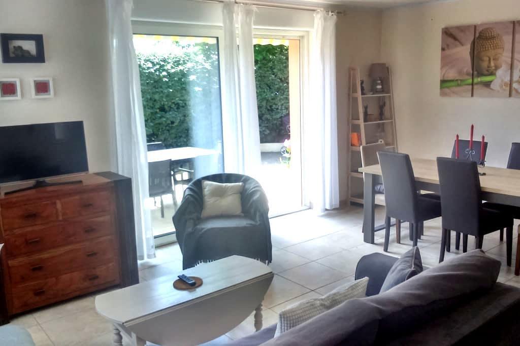 charmant appartement de 72 m2 avec jardinet - Saint-Vincent-de-Tyrosse - Apartament