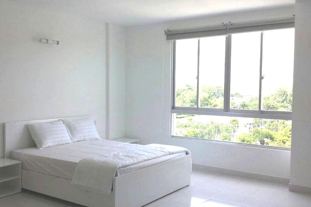 GREAT VALUE  1 BR + 1 FOR 3 WITH POOL - Thủ Dầu Một - Apartment