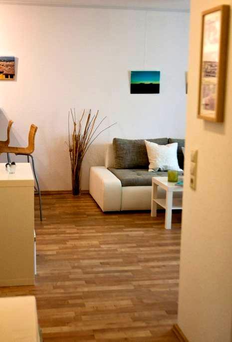 Gemütliches Appartement - Ginsheim-Gustavsburg - Appartement