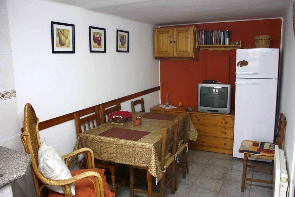 Casa Rural en Laspuña - Laspuña - Huis