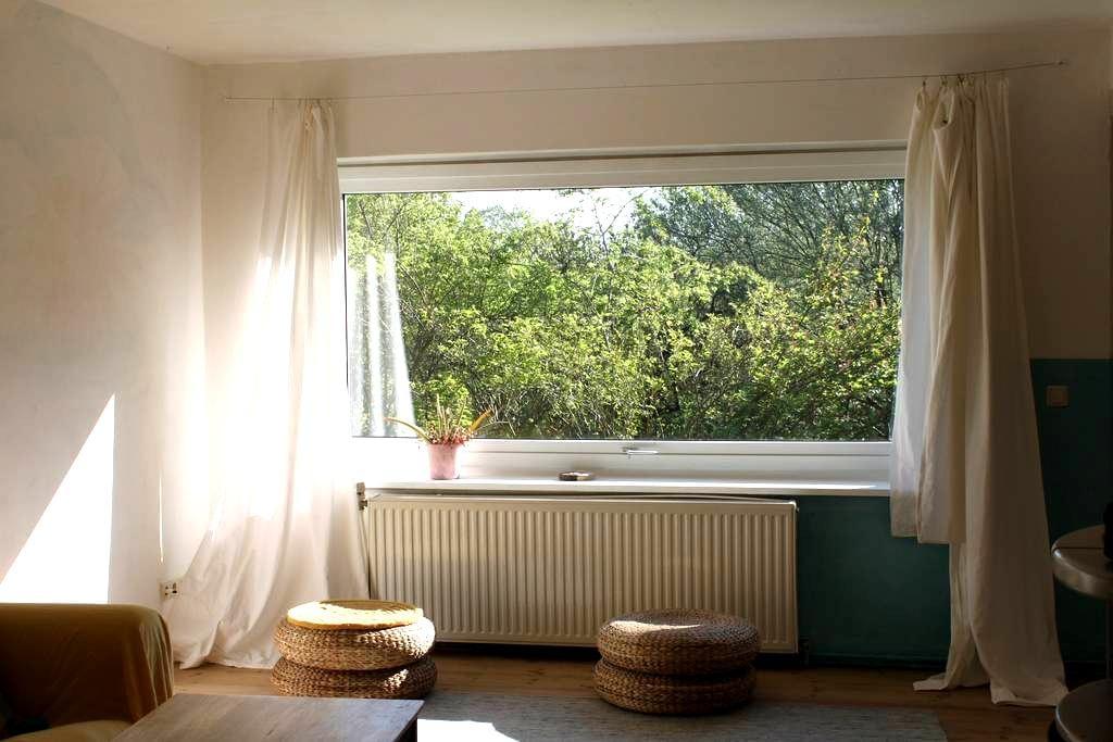 Ruhige Wohnung mit Garten, 200 Meter zur Elbe - Neu Darchau