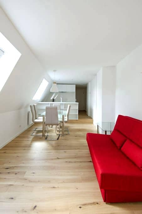 CONTEMPORARY APARTMENT IN GRINZING - Wien