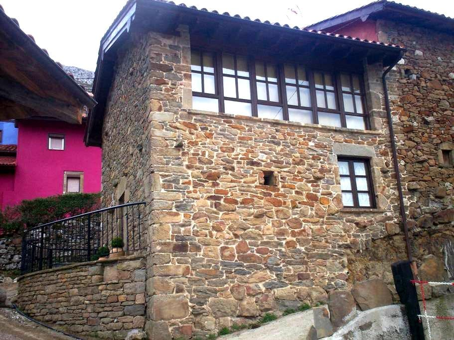 Country house in Prieres, Asturias - Prieres - Dom