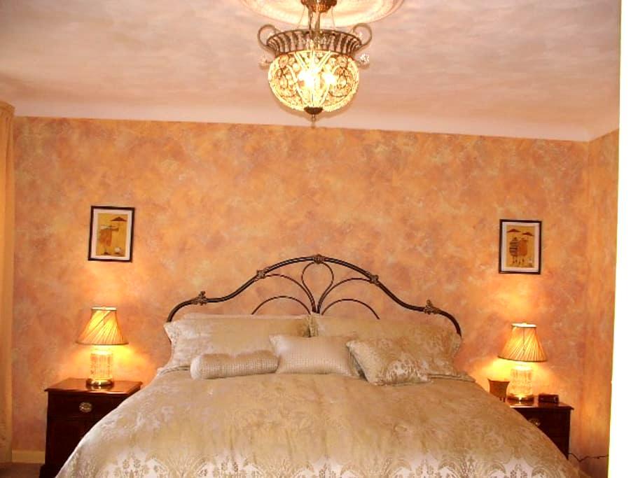 The Bellagio - Angola - Bed & Breakfast