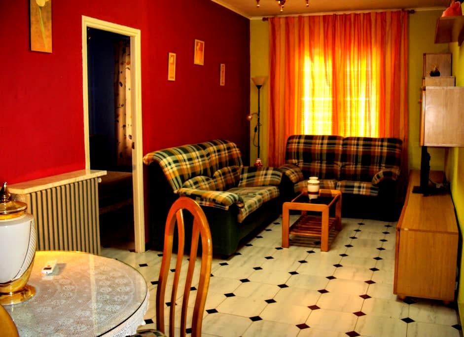 Céntrico y acogedor piso en Almagro - Almagro - Apartment