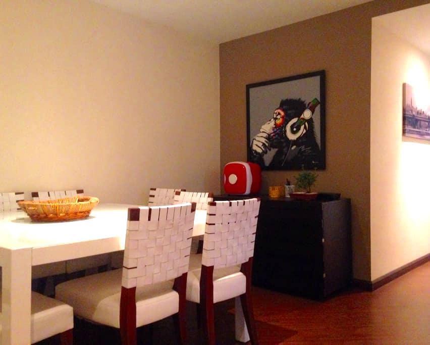 MELHOR BAIRRO DE SÃO PAULO - São Paulo - Appartement