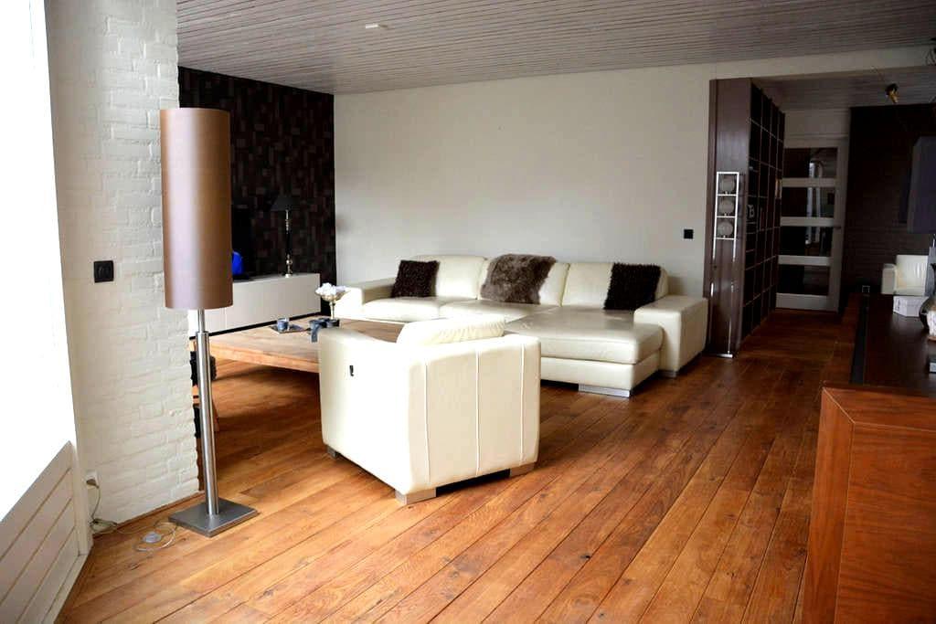 Zonnig, rust en privacy in bungalow - Rosmalen