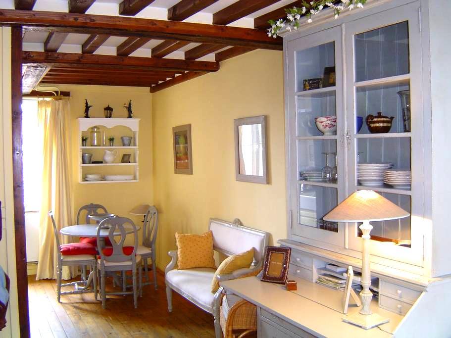 Superbe appartement Duplex pour 5 - Honfleur - Apartment