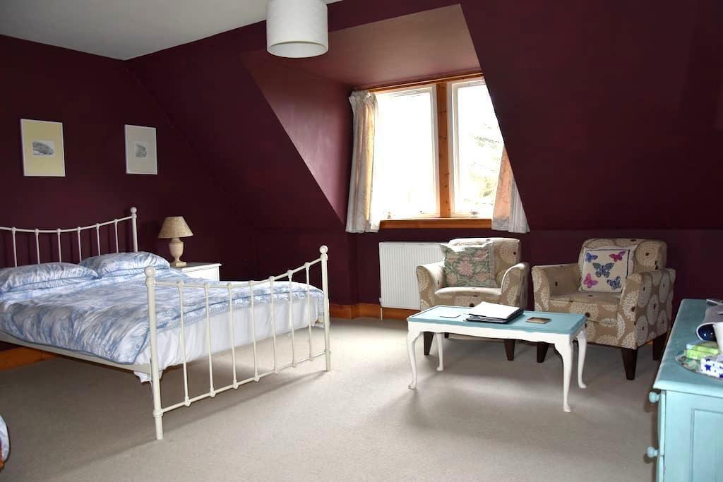 Double or Family room , Caorann bed and breakfast - Aros - Bed & Breakfast