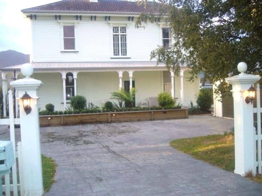 Stunning Historic Victorian Villa - Havelock - Casa