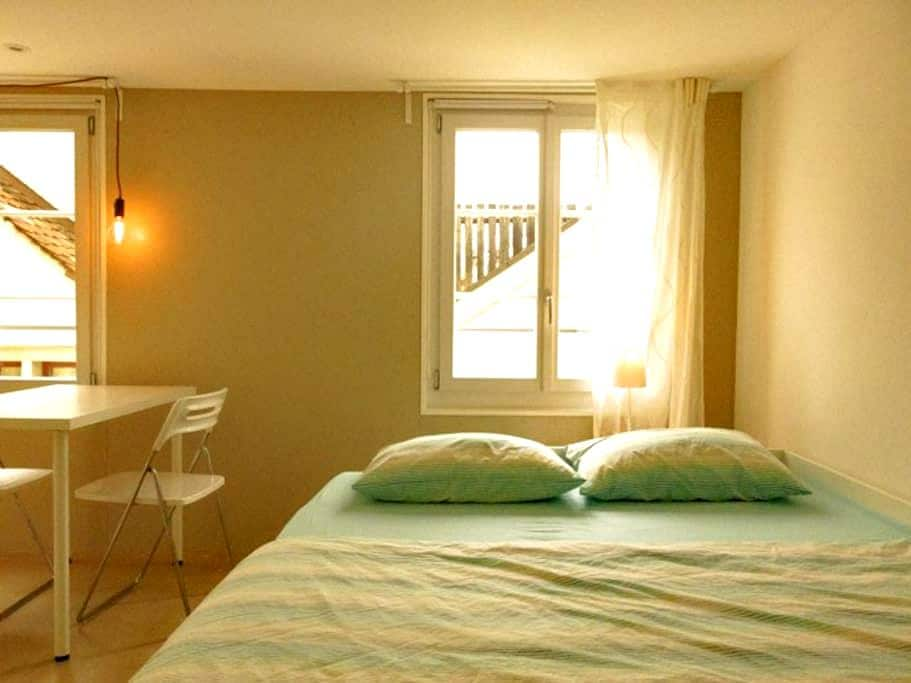 Studio - city centre of St.Gallen - Sankt Gallen - Apartament