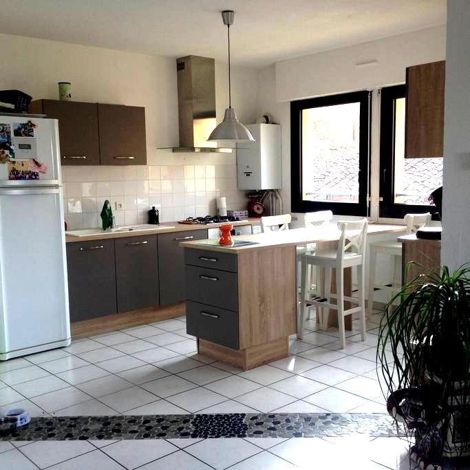Duplex très proche du centre ville de Montauban. - Montauban - Apartment