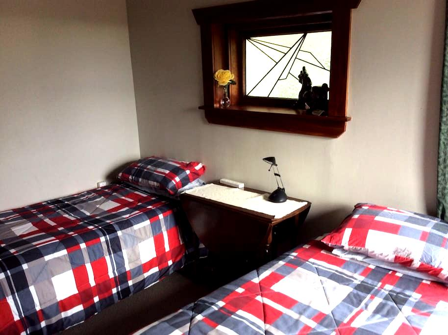 Farm House Bedroom - Clean And Tidy - Otorohanga - Huis