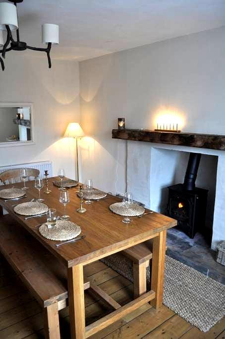 Cosy Highland cottage in Laggan - Laggan - House