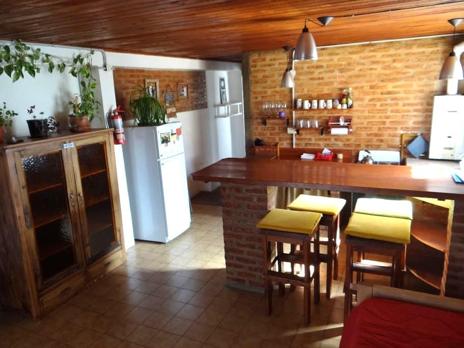 Comfy Apartment, Private Parking - El Calafate - Квартира