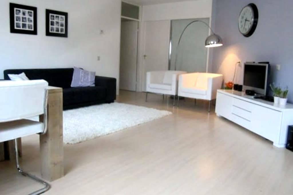 Nice apartment near the centre/UMCG. Free parking! - Groningen - Byt
