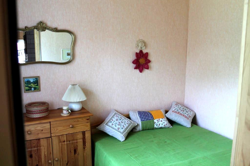 Уютный домик на берегу реки - Млыны - Maison