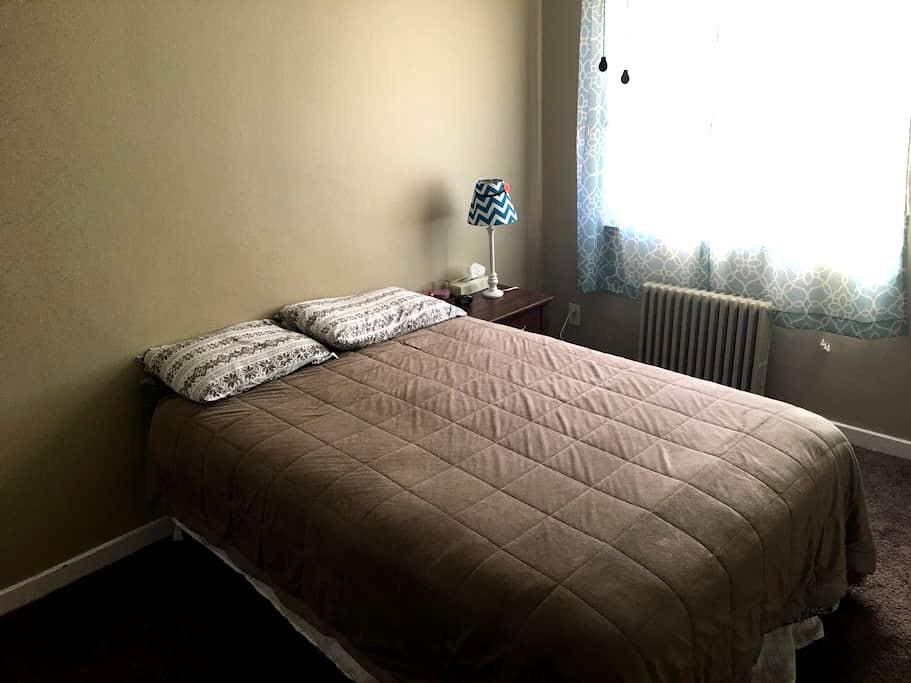 Private bedroom in Baldwin/Pleasant Hills - Pittsburgh - Appartement