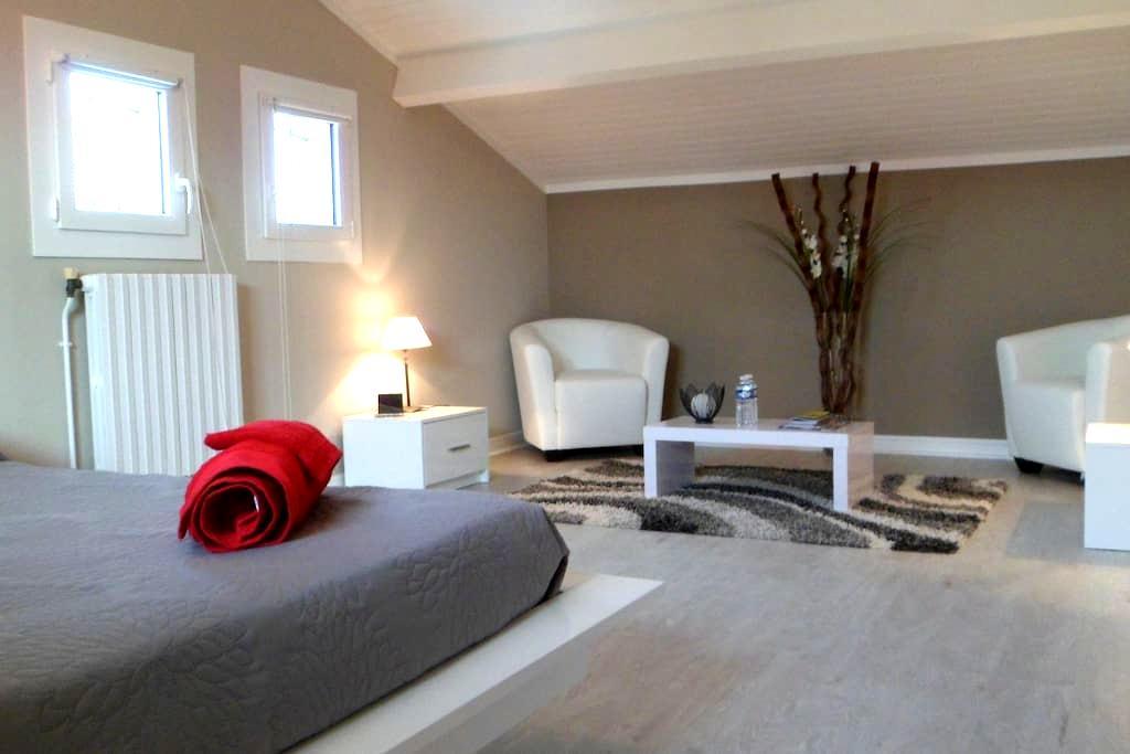1 grande chambre privée limitrophe Toulouse/Labège - Saint-Orens-de-Gameville - Huis