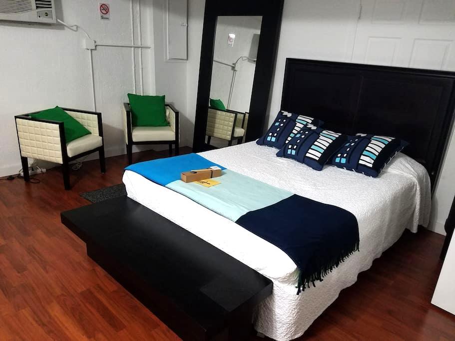 Cozy Studio with parking next Airpo - Miami - Ev