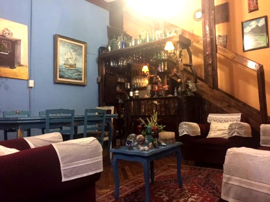 Antique Colonial House in Santiago Downtown - Santiago - Haus
