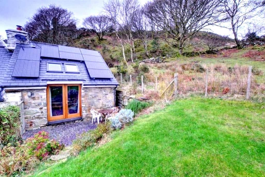 Charming Cottage/Breathtaking View! Own Garden - Bontddu - Appartement
