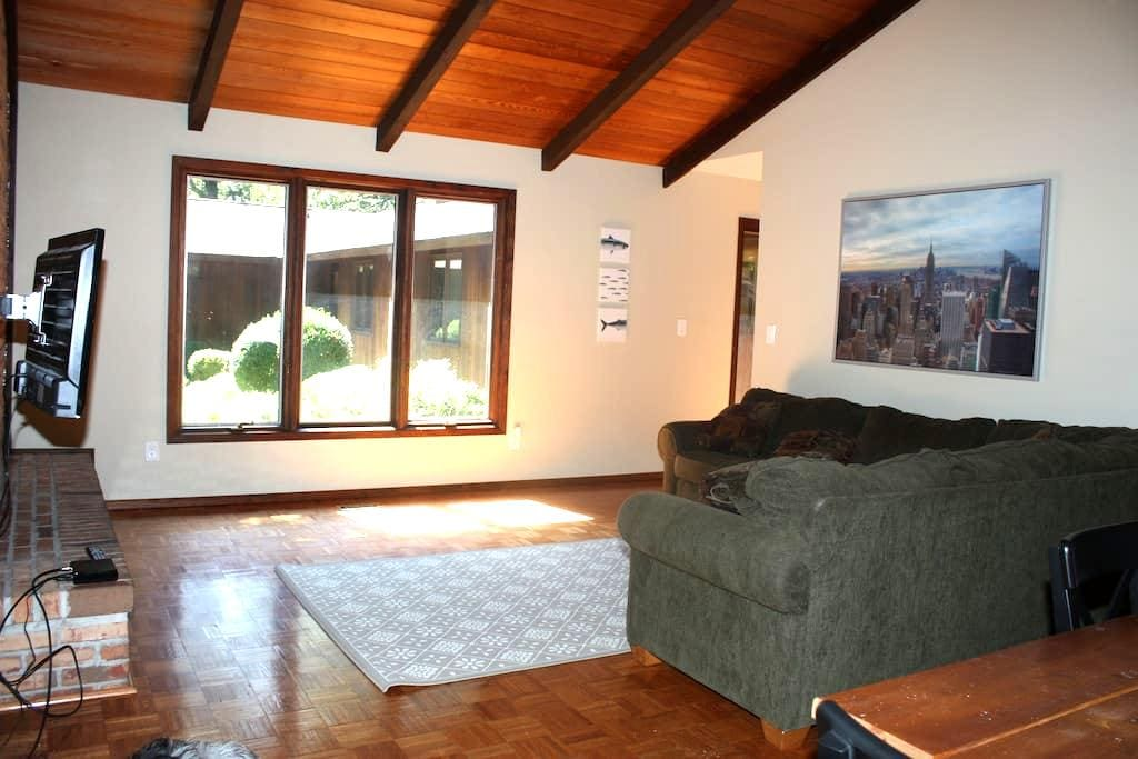 Spacious suite close to NYC - Morris Plains - Lägenhet