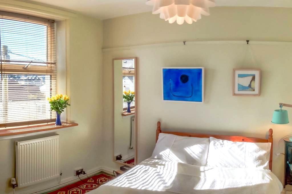 Green House Veggie Bed & Breakfast - Bideford - B&B