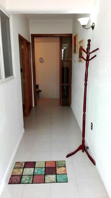 """Apartamento Amueblado. """"Garuda"""" - Guanajuato - Apartment"""