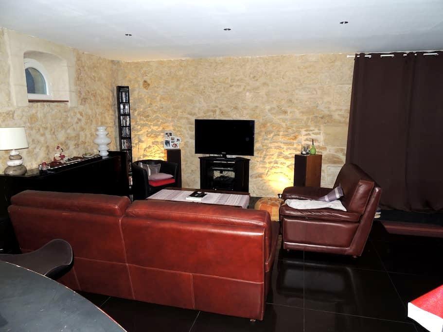 Maison en pierre  à Sauternes - Sauternes - Σπίτι