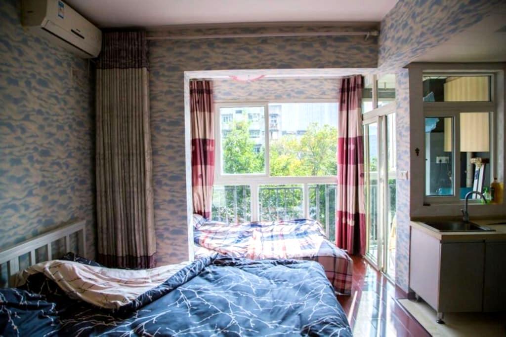 云朵房。小皮匠与摄影师的小窝 - Chongqing - Apartemen