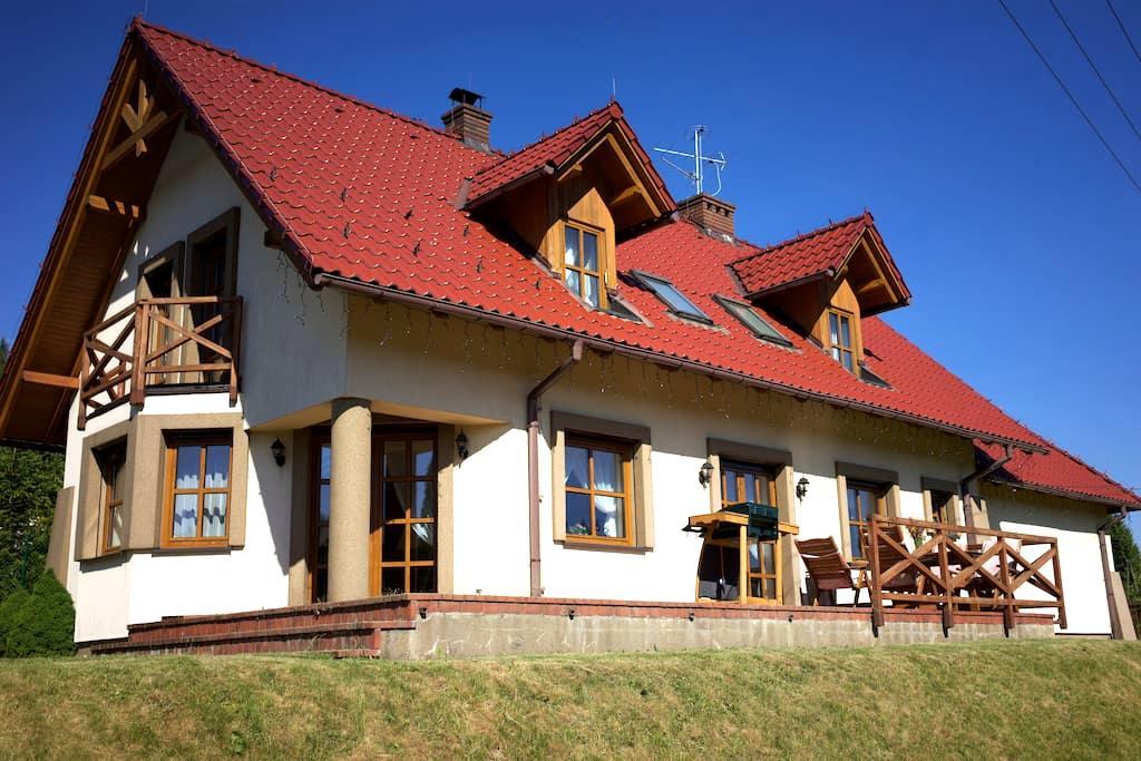 Istebna - whole house for you - Istebna - Casa