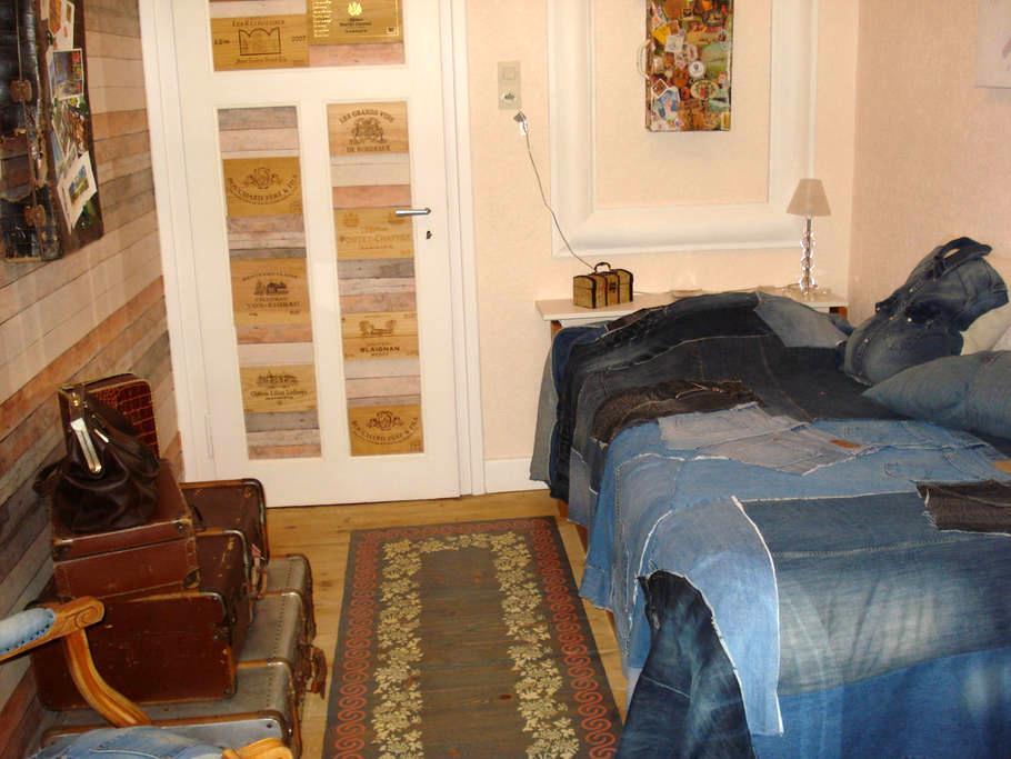 Chambre du voyageur - Natzwiller