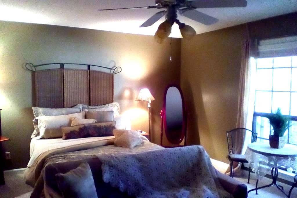 Private Suite - Fairhope - Maison