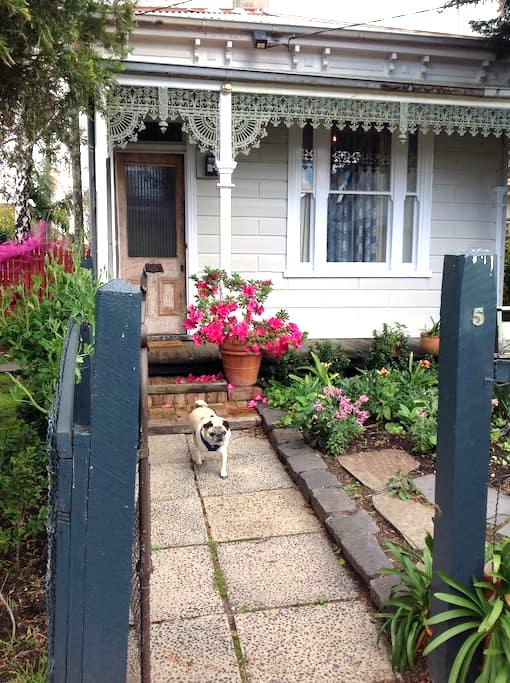 Small cottage for two . St Kilda - Saint Kilda East - Dom