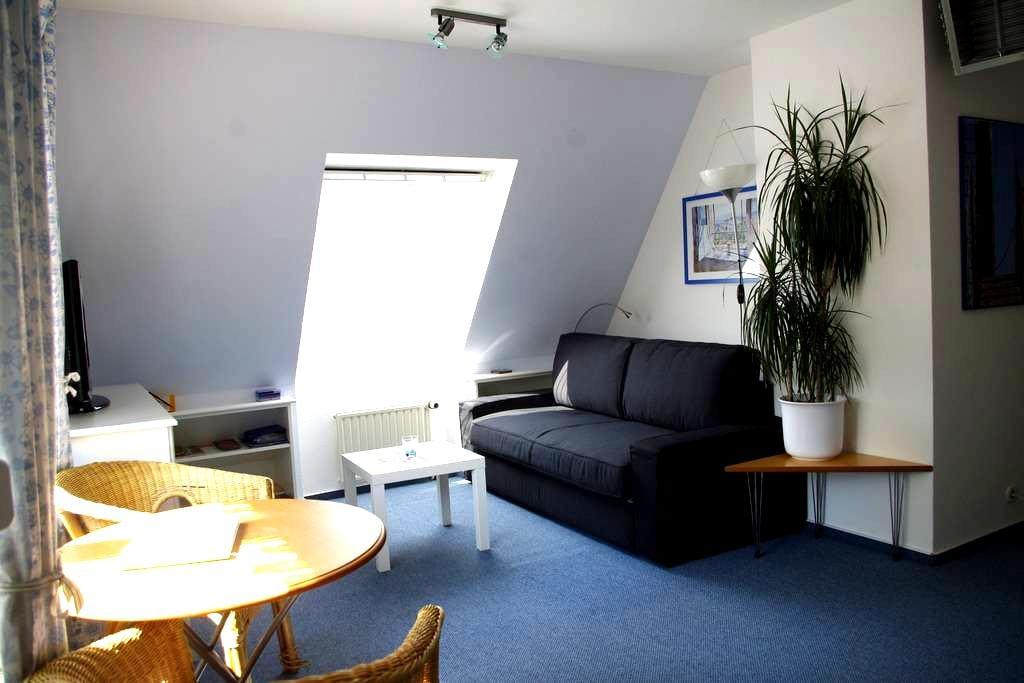 Cosy, quiet apartment near Hamburg - Halstenbek - Leilighet
