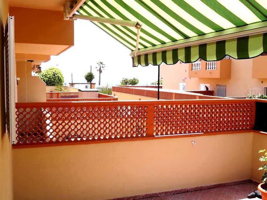 CANDELARIA RELAX, SOL Y PLAYA - Candelaria - Apartament