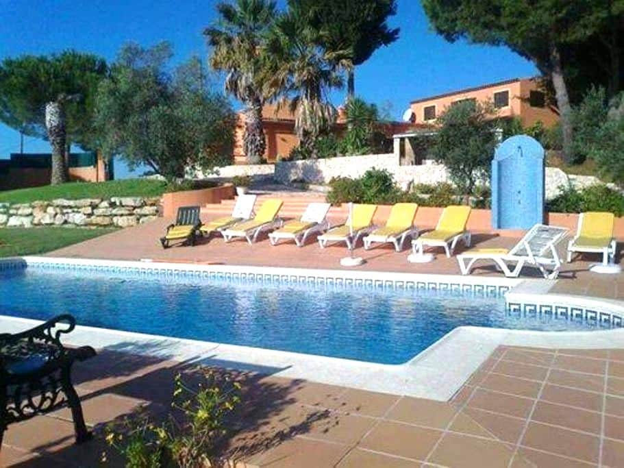 Lovely 2p bedroom with private bathroom and pool - São Bartolomeu de Messines