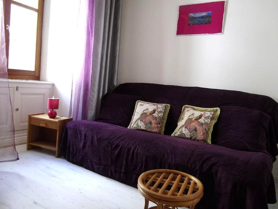 Little studio in town centre, fully equiped - Aix-les-Bains - Apartamento