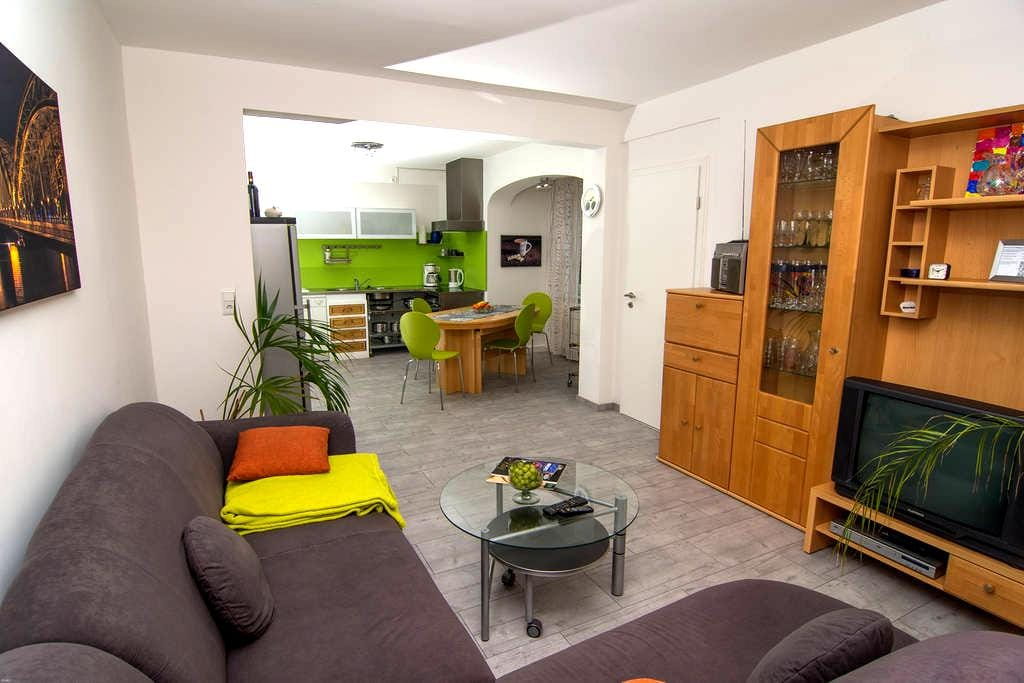Apartment am Steinbrink - Herford - Byt