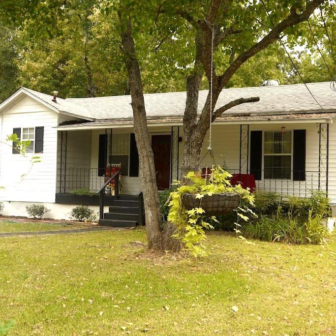 Mama K's Country Cottage - Shreveport - Casa