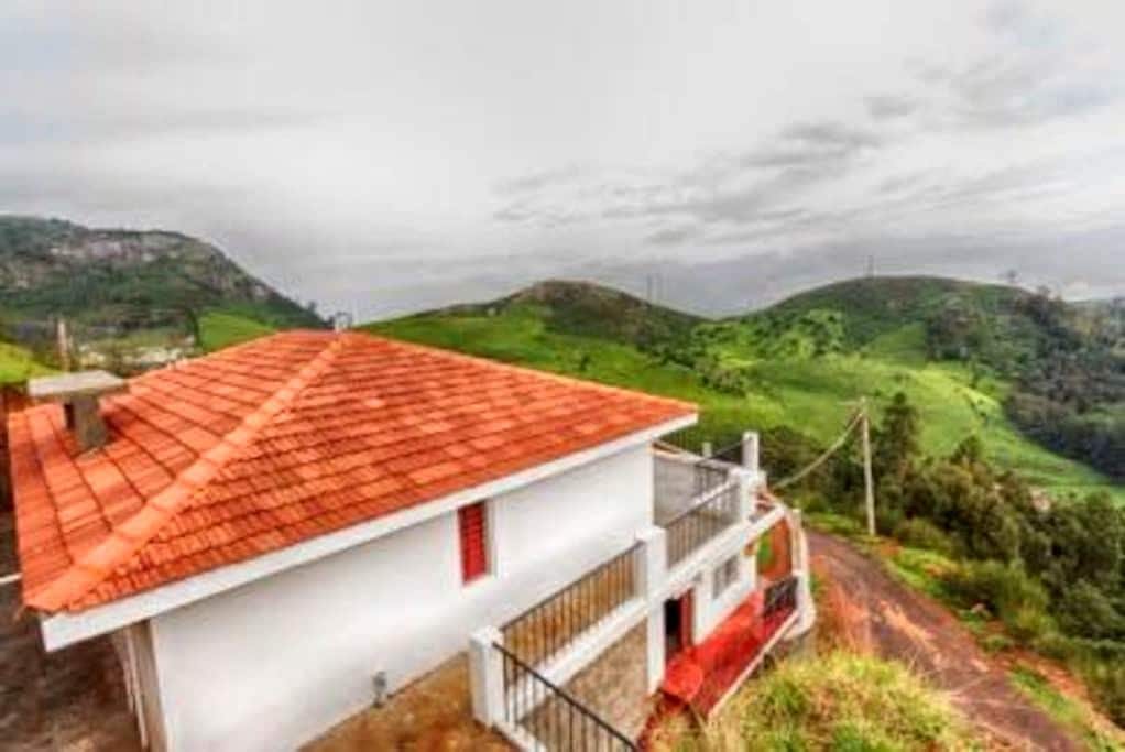 See View rest house - Ooty - Casa