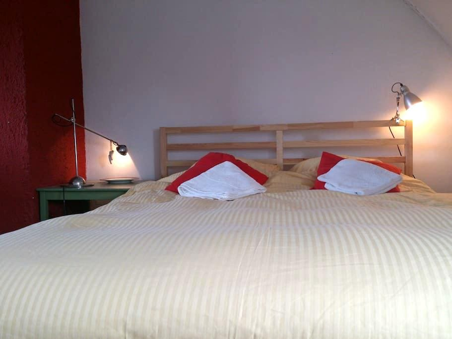 Eigen plek midden in Groningen - Groningen - Bed & Breakfast